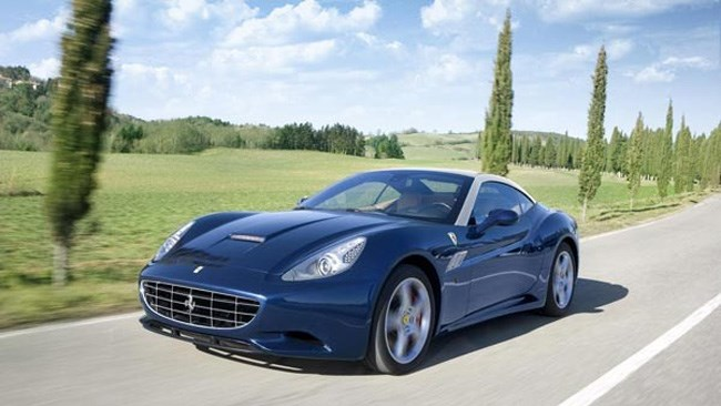 360kW Ferrari California for Geneva 2012