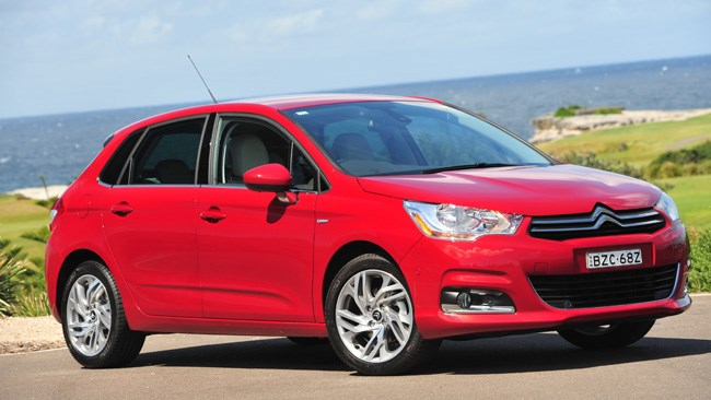 2012 Citroen C4 Review