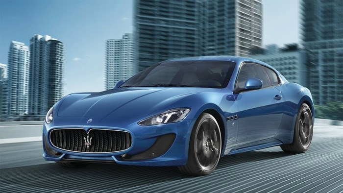 Maserati to reveal 2013 GranTurismo Sport at Geneva