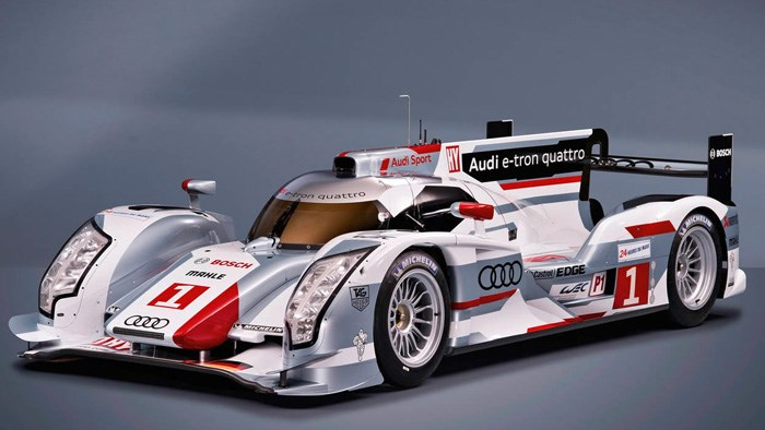 Audi brings AWD back to the racetrack with R18 e-tron Quattro