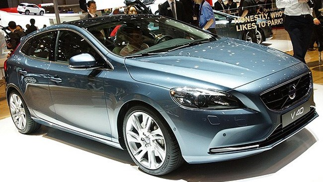 Volvo V40 to become brand's best-seller