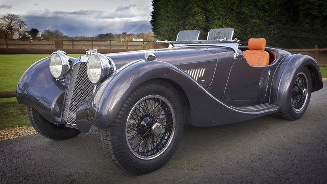 Atalanta Sports Tourer returns after 75 years