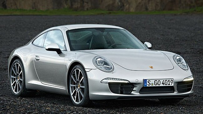Porsche 911 is World Performance Car of the Year