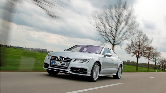 Wheels magazine: Audi S6/S7 first drive