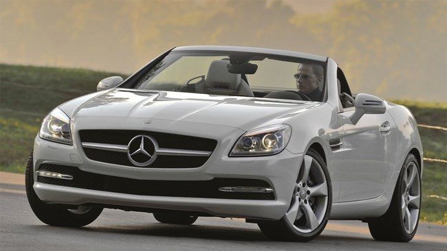 US bank gives free Mercedes to customers