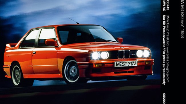BMW M hits the big 4-O