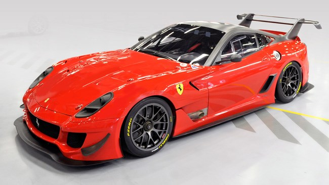 FERRARI EARTHQUAKE AUCTION GOES LIVE