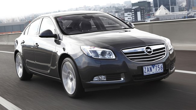 GM HOPES OPEL WILL SHINE IN AUSTRALIA