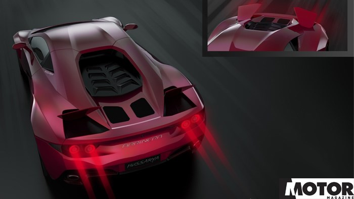 Arrinera Automotive has spent four years developing the Hussarya, a mid-engine supercar, designed to take on the world's best.
