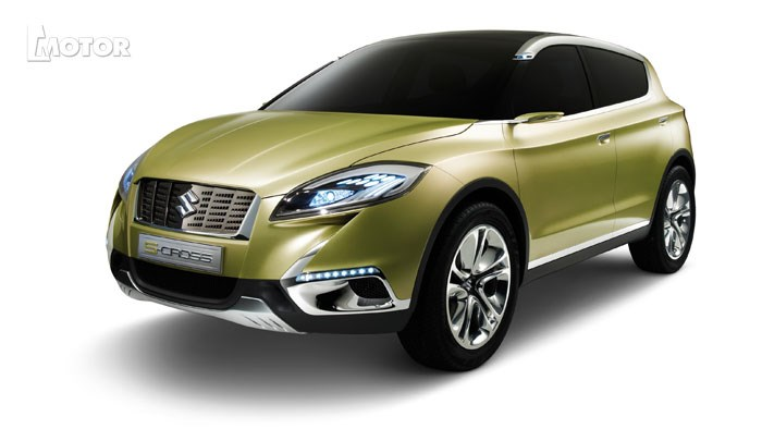 REVEALS AT PARIS MOTOR SHOW 2012