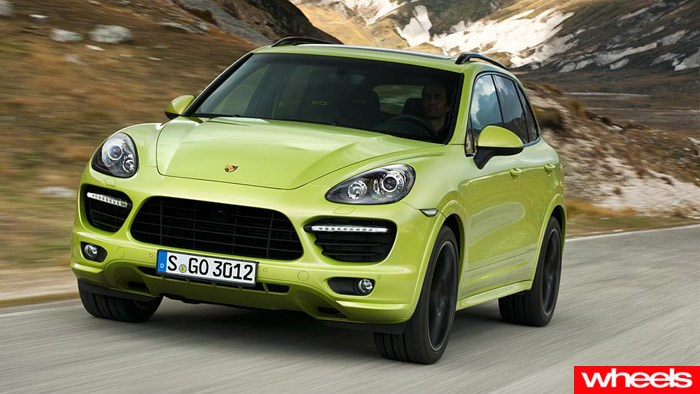 Wheels Review: Porsche Cayenne GTS