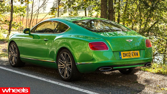 Wheels Review: Bentley Continental GT Speed