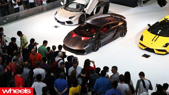 20 sexiest cars from the LA Motor Show 2012