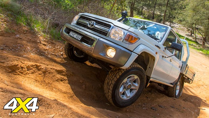 Toyota LandCruiser 79 Series review