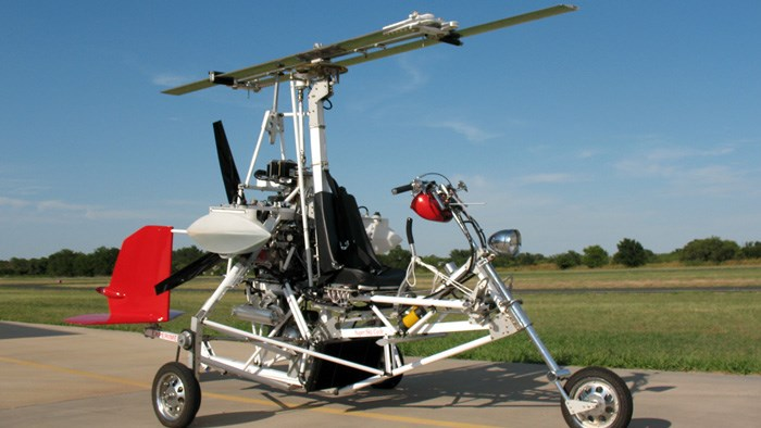 Whoa Factor - $70 000 Flying Trike