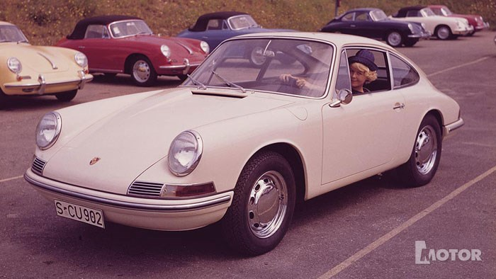 Hard to believe the original 911 is 50 years old