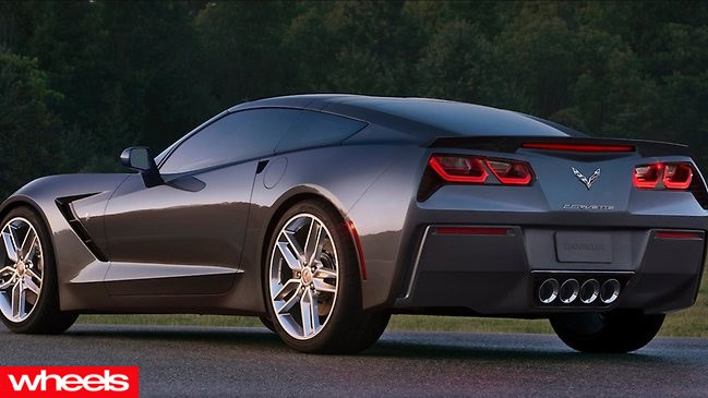 Chevrolet Corvette 2014, stingray, c7, detroit motor show, australian release, price, wheels, magazine, review, price