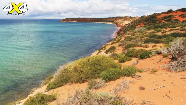 4x4 magazine, australia, four-wheel drive, feb, 2013, Shark Bay, on Western Australia