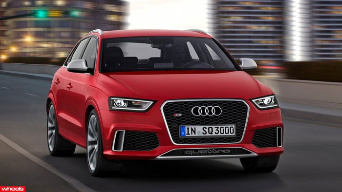Audi, RS, Q3, new, Geneva, hot, review, price, interior, wheels magazine, 2013