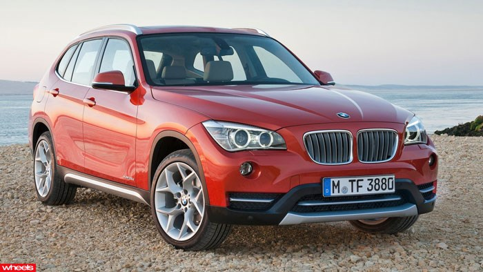 Review: New, BMW, X1, Wheels magazine, new, fast