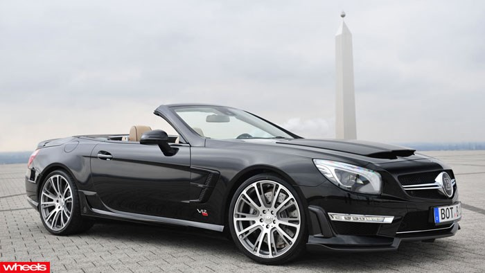 Brabus, 800 Roadster, Geneva Motor Show, Hybrid, hot, review, price, interior, wheels magazine, 2013