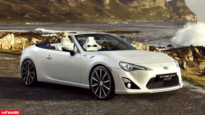 Toyota 86 Convertible axed, cancelled, Convertible, Toyota, 86, Geneva Motor Show, Hybrid, hot, review, price, interior, wheels magazine, 2013