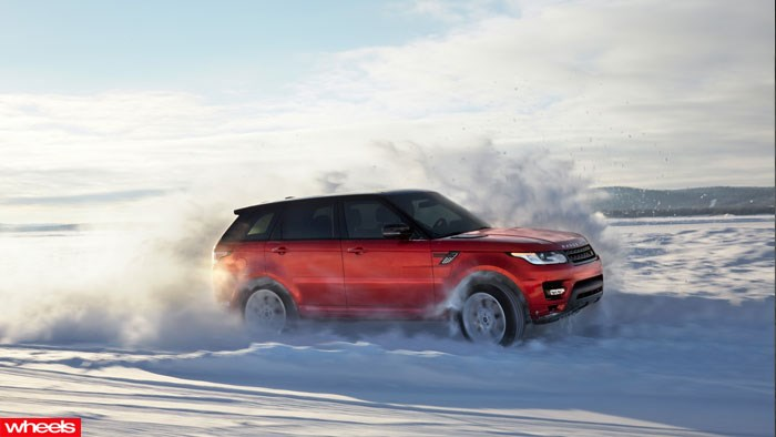 Range Rover Sport, performance, most powerful, ever, New York Motor Show