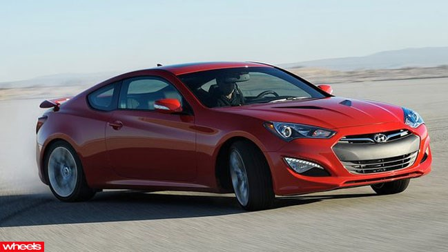 Review: Hyundai Genesis, brisbane, countryman, why, confused, Wheels magazine, new, fast