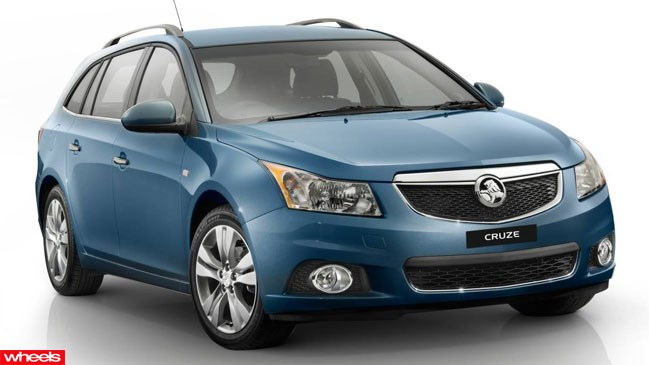 Review: Holden, Cruze, Sportswagon, brisbane, countryman, why, confused, Wheels magazine, new, fast