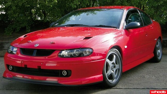 eBay's million-dollar holden Monaro, Holden Monaro HRT 427, australia, 2013