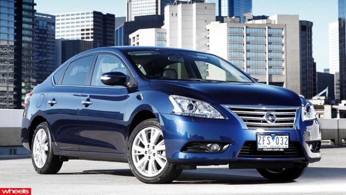 2013 Nissan Pulsar Sedan - Australia, review, price, pictures, video, test drive, tested, driven