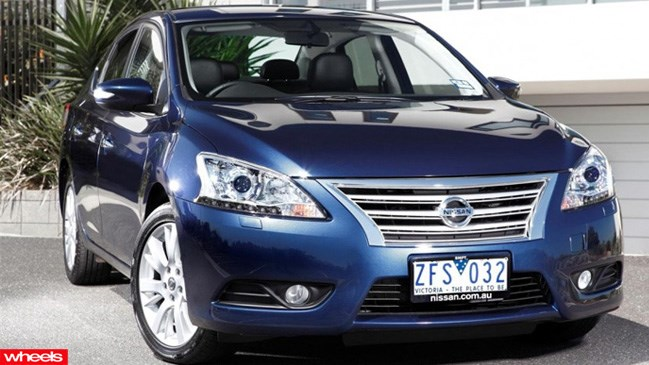 Review: Nissan Pulsar Sedan 2013, Wheels magazine, new, interior, price, pictures, video