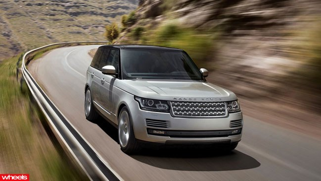 Review: Range Rover 2013, Wheels magazine, new, interior, price, pictures, video