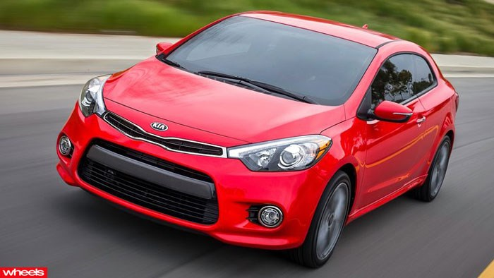 Kia, turbo, Koup, New York Motor Show 2013, review