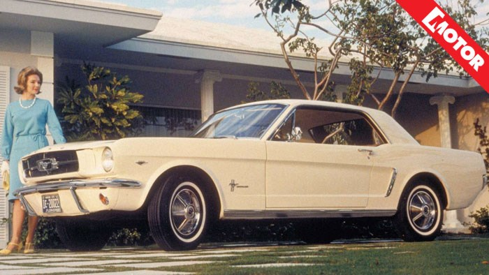 Ford Mustang 50 years, MOTOR magazine