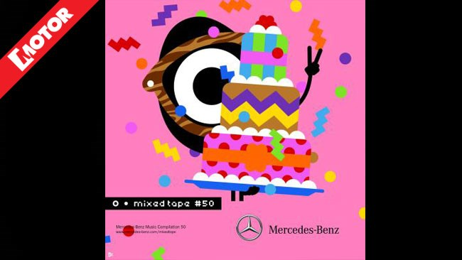 Mercedes-Benz Mixed Tape, Motor magazine