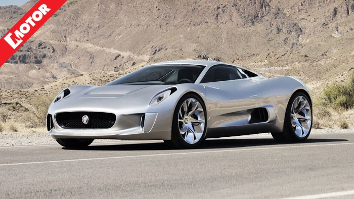 Top Ten concept cars, Top 10 concept cars, MOTOR magazine