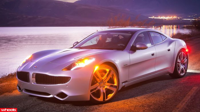 V8, Fisker, saves, Karma, Holden, Europe, Limited Edition, Wheels magazine, new, interior, price, pictures, video