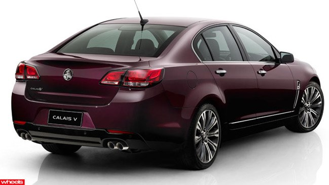 Holden, Commodore, VF, range, new, exclusive, images, Edition, Wheels magazine, new, interior, price, pictures, video