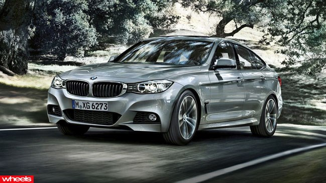 Review: BMW, 3 Series GT, Wheels magazine, new, interior, price, pictures, video