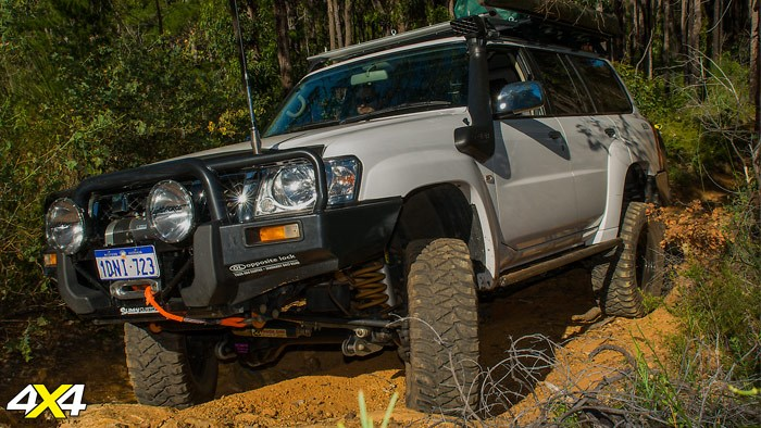 Modified GU Patrol, 4x4 australia, 2013
