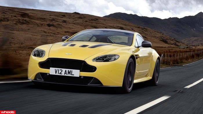 Aston Martin's fastest road car, 2014, pictures, supercar
