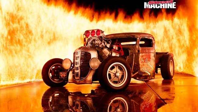 street machine, hot rod, new issue, on sale, easton chang, nitro