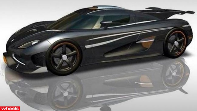 Keonigsegg, One, China, powerful, crazy, Swedish, supercar