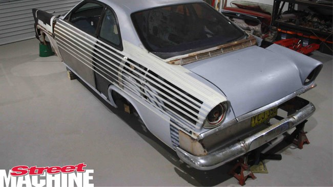FB, holden, nissan, skyline, street machine, tail spin
