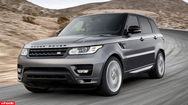 New, Range, Rover, Sport, pricing, revealed, model, redesigned