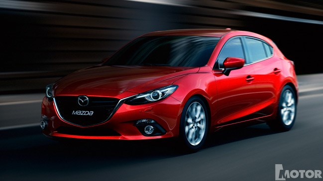 New Mazda3 breaks cover