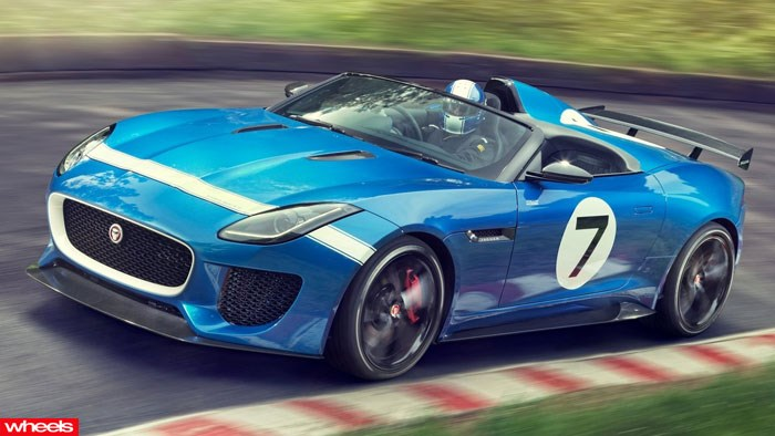Jaguar 2014 F-Type Coupe