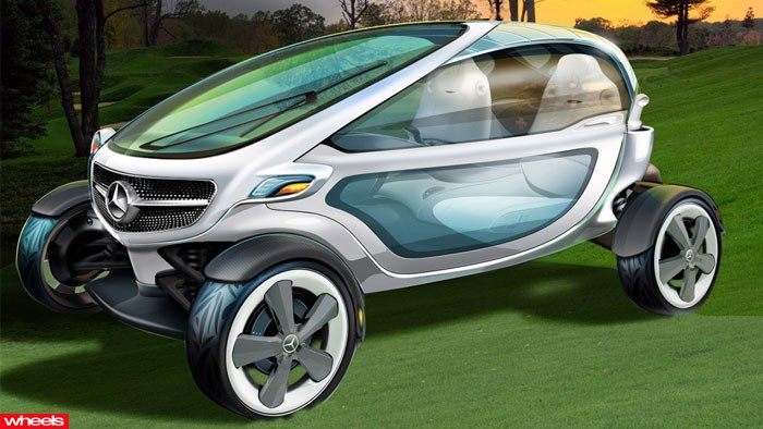 Mercedes-Benz, golf cart, green, electric, new, know, buy