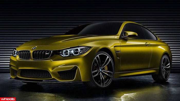 BMW, unveiled, M5, halo, drivers, coupe, pebble beach, concours